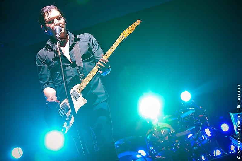 Концерт группы Placebo в Минске