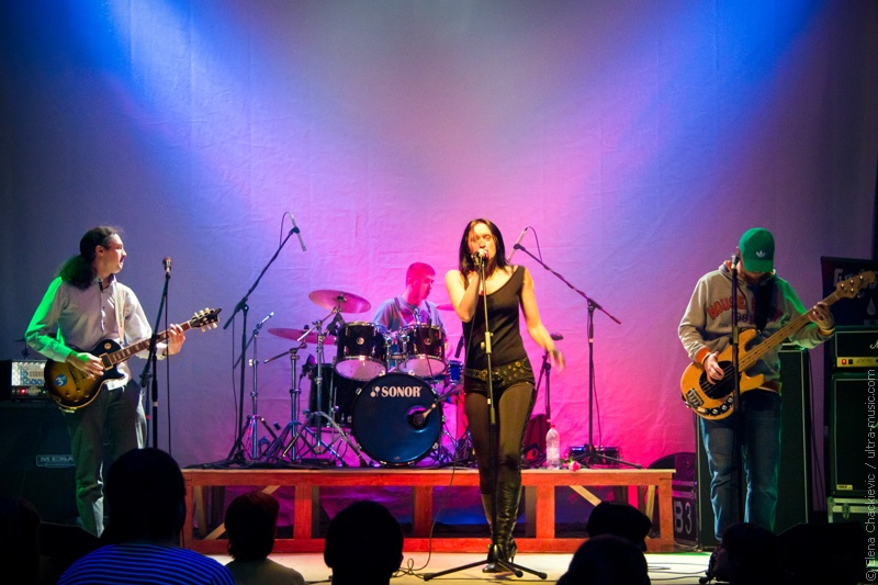 Фестиваль «Рок па вакацыях 2011»