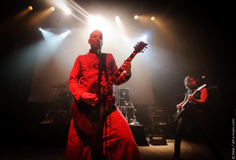 Концерт группы Samael в Минске