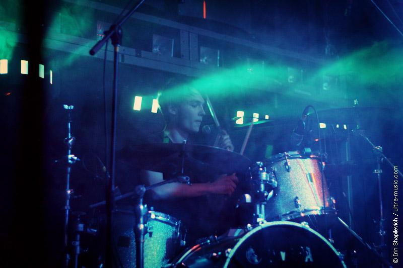 Концерт группы «Сегодняночью» в Минске