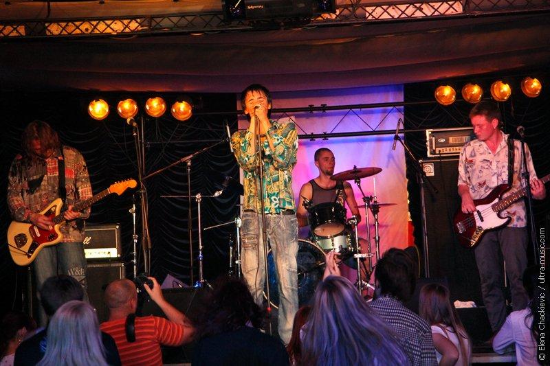 Отборочный концерт на фестиваль «Соседний мир»