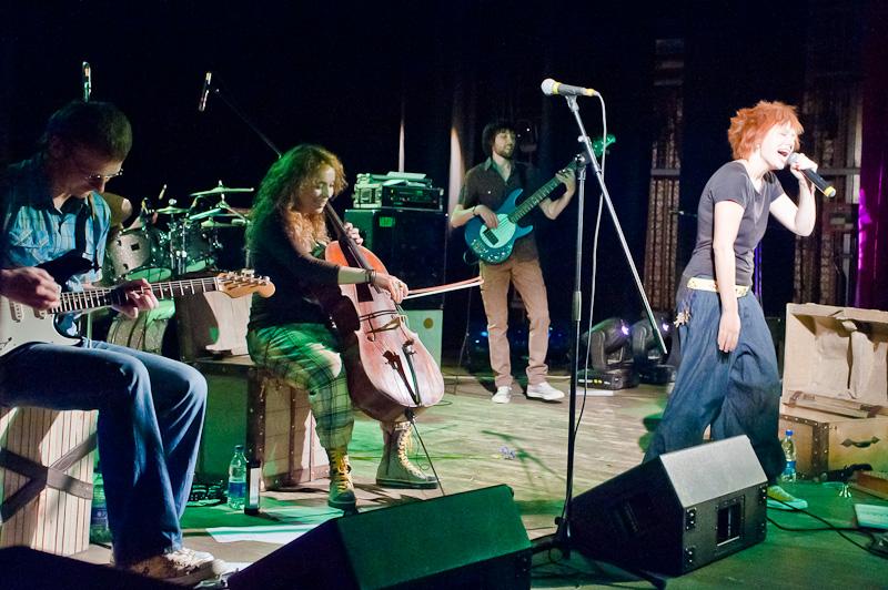 Презентация альбома «Том первый» группы «S°unduk»