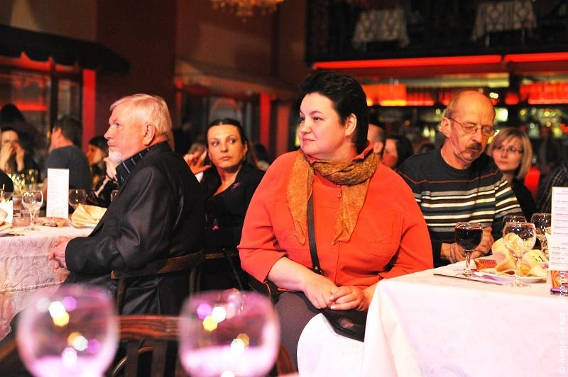 Благотворительный концерт памяти Света Ходоновича