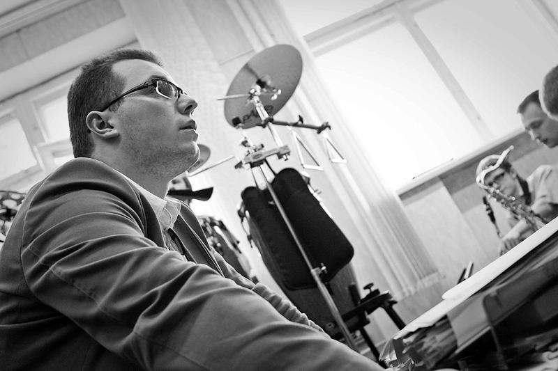 Репетиция Symphonic Drive Orchestra
