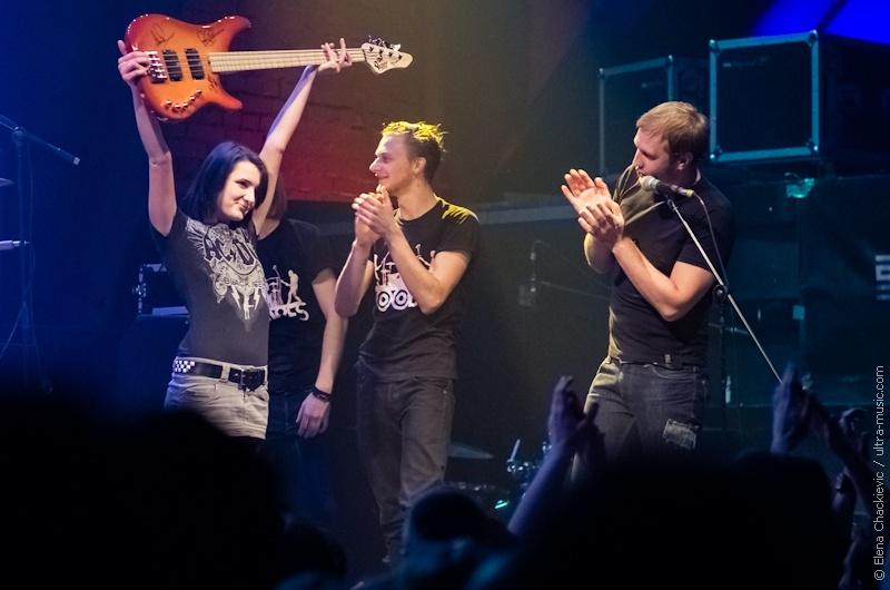 Концерт группы The Toobes