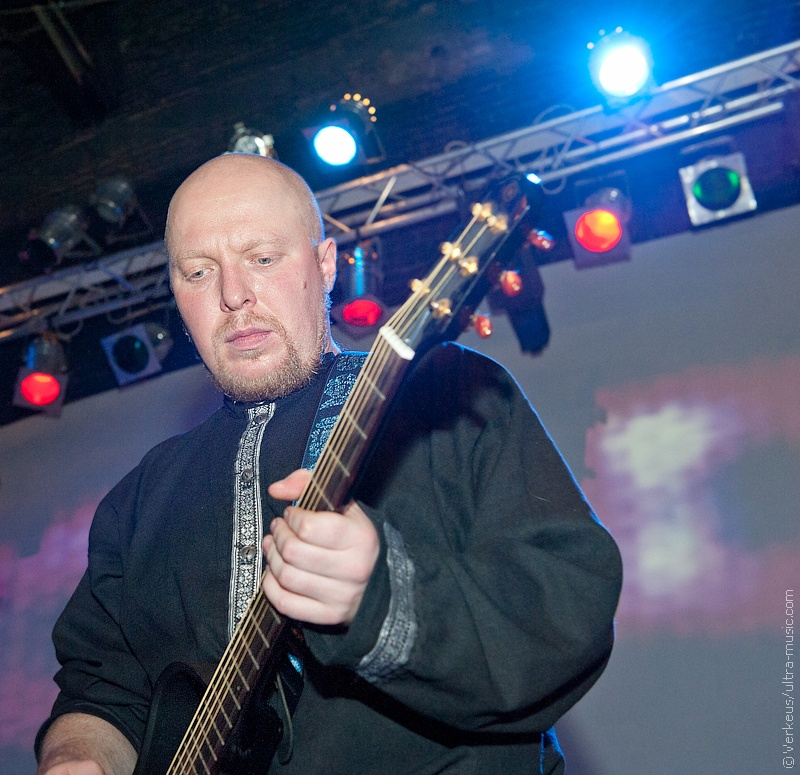 Большой сольный концерт группы Theodor Bastard в Минске