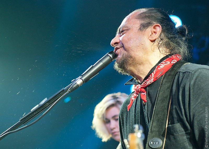 Концерт группы Tito & Tarantula в Минске
