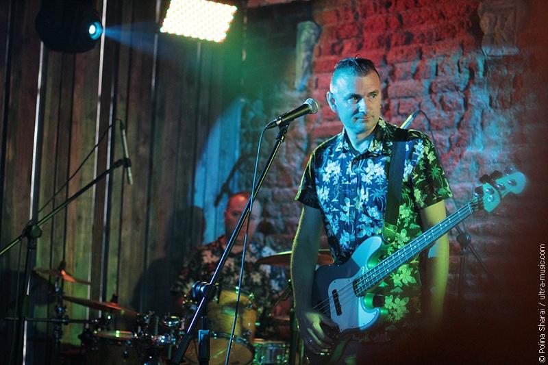 Открытие рок-клуба TNT в Минске
