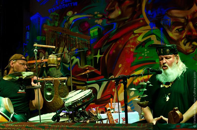 Концерт «Троіцы» в «Граффити»