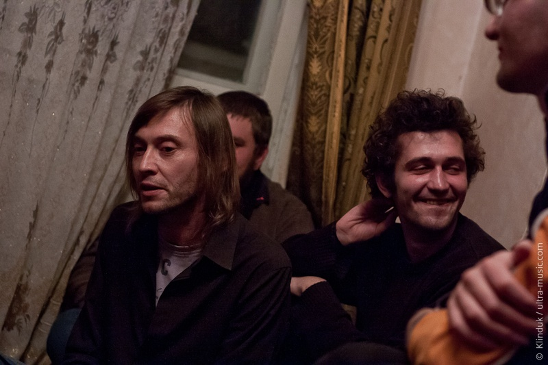 Квартирник Ника Вдовиченко и Владимира Ареховского