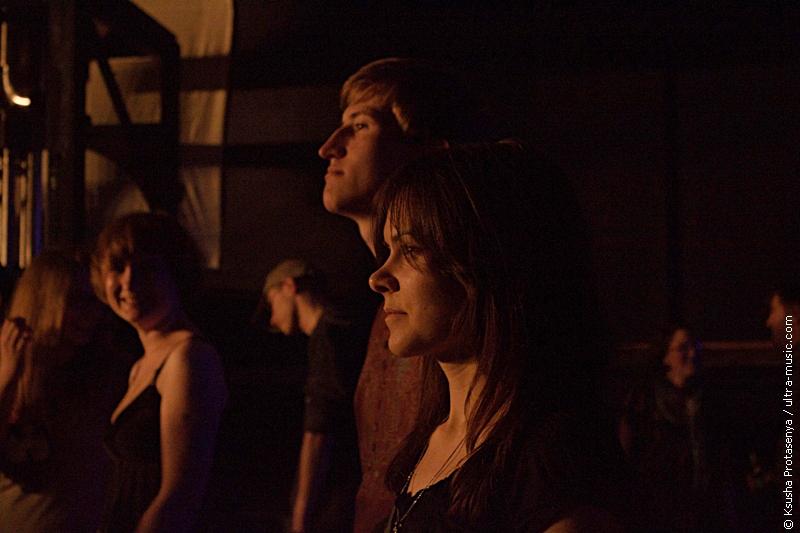 Концерт Vinsent с живым составом