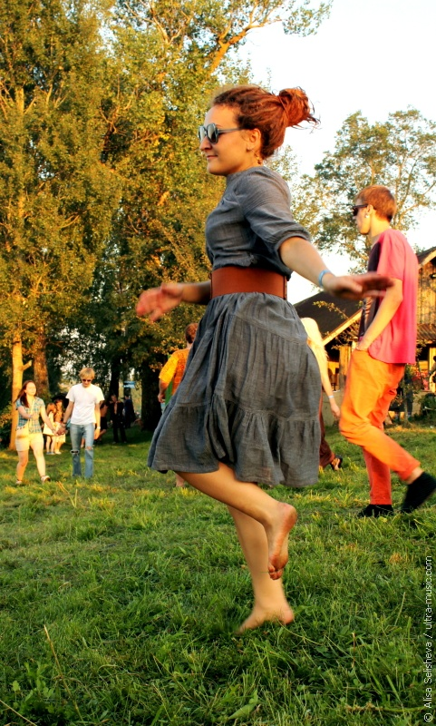 Фестиваль «Вольнае паветра 2011» (часть 3)