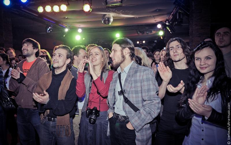 Церемония награждения ZorkiText 2011